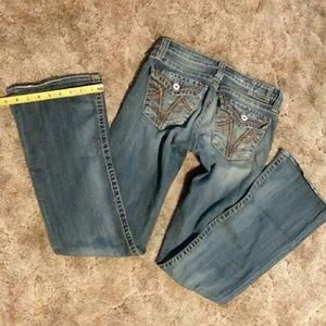 Big Star Casey K jeans 27x32
